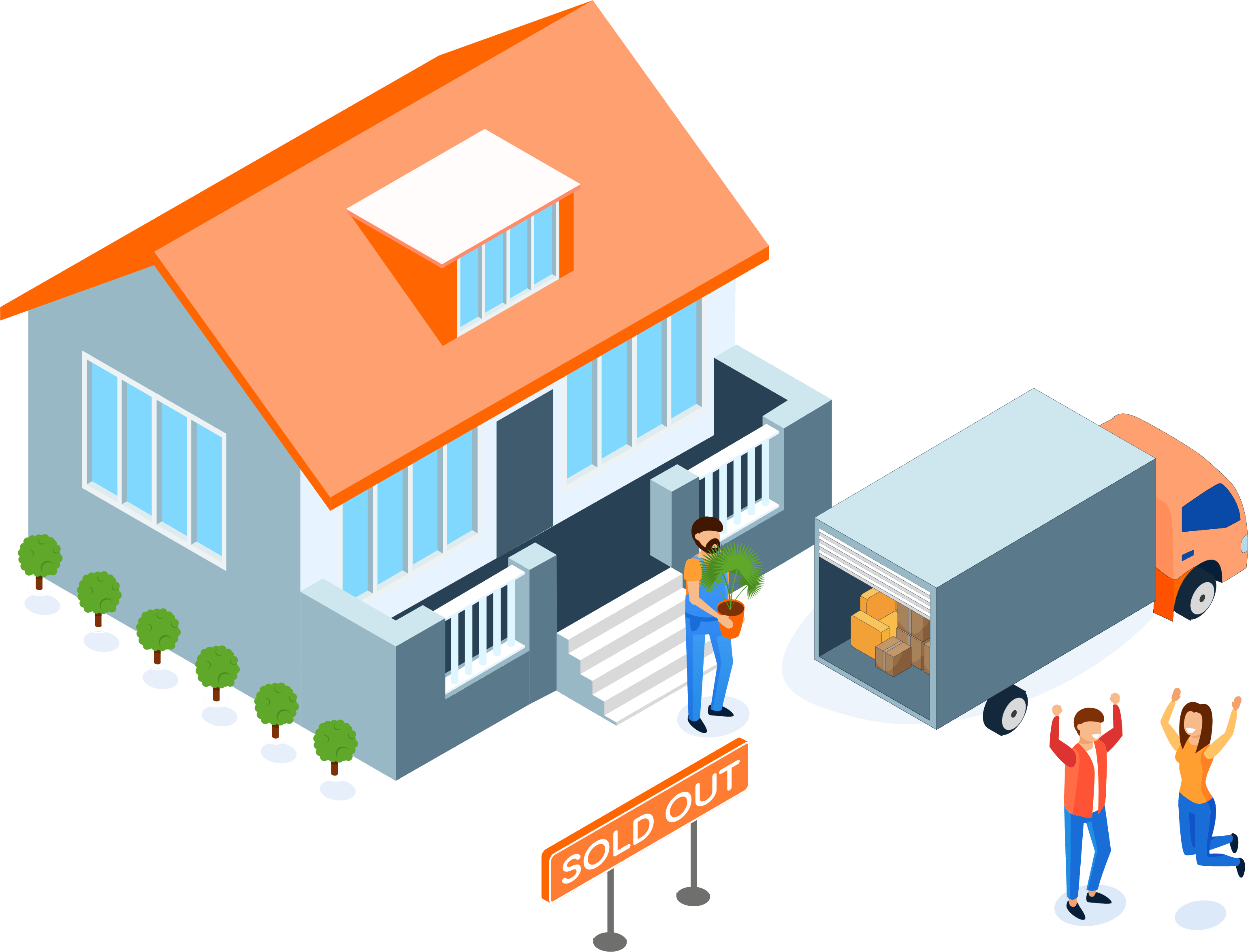 Global Relocation & Moving | Sandhill Relocation